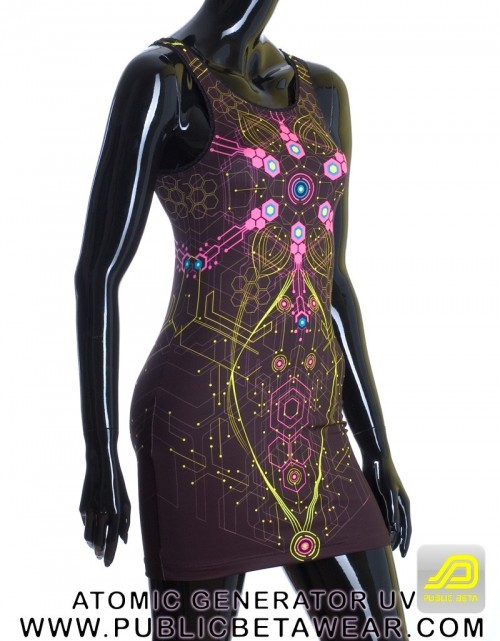 Atomic Generator D2 UV TTDress by Public Beta Wear