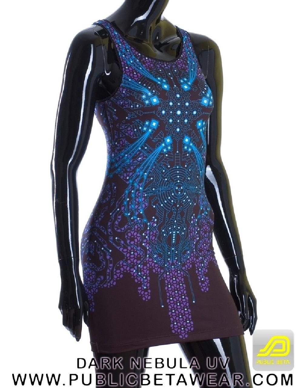 Dark Nebula D5 UV TTDress by Public Beta Wear