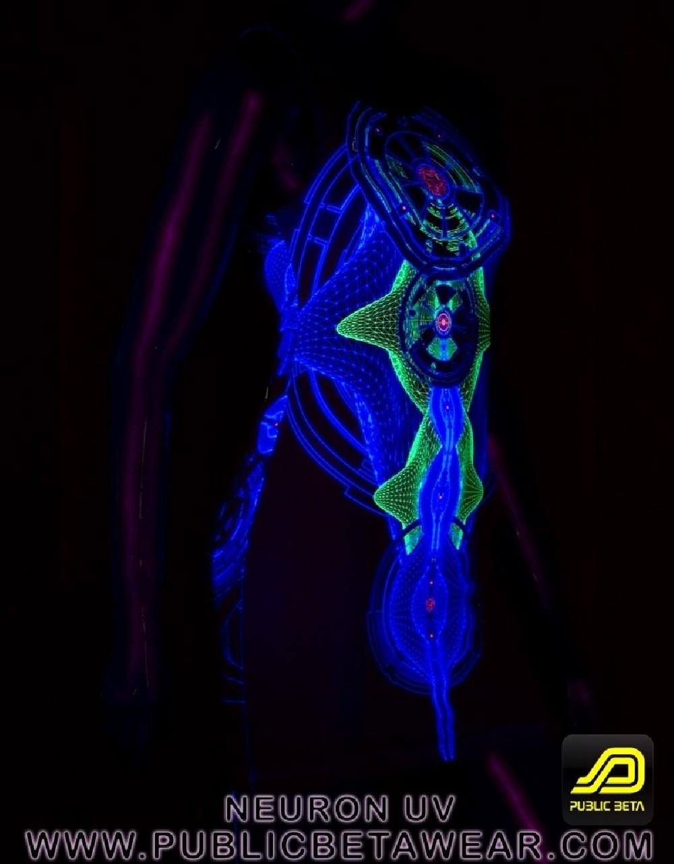 Neuron D52 UV TTDress by Public Beta Wear