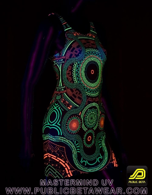 Mastermind D54 UV TTDress by Public Beta Wear