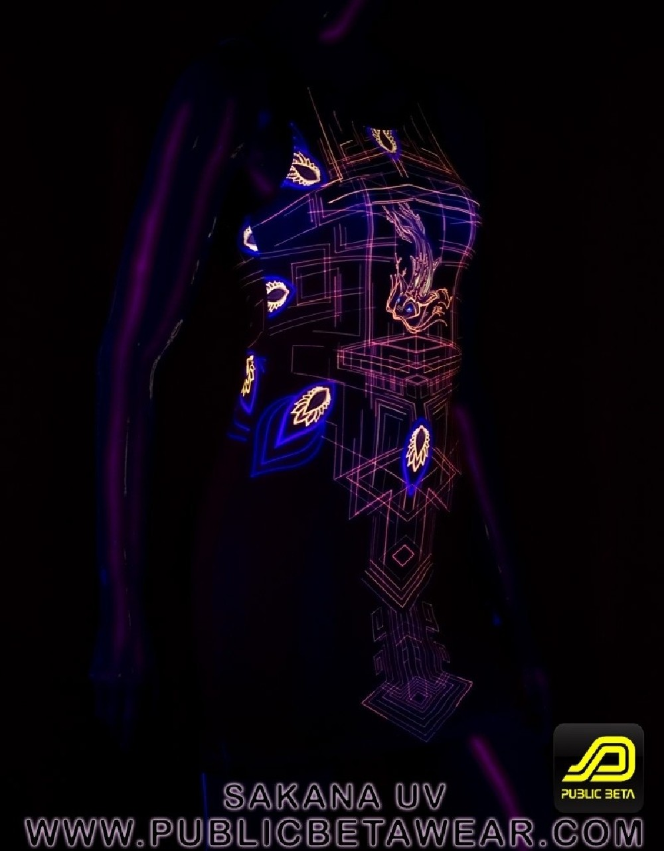 Sakana D58 UV TTDress by Public Beta Wear