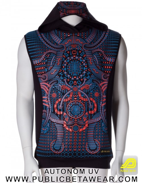 Autonom UV D77 Vest / Psywear Public Beta Wear