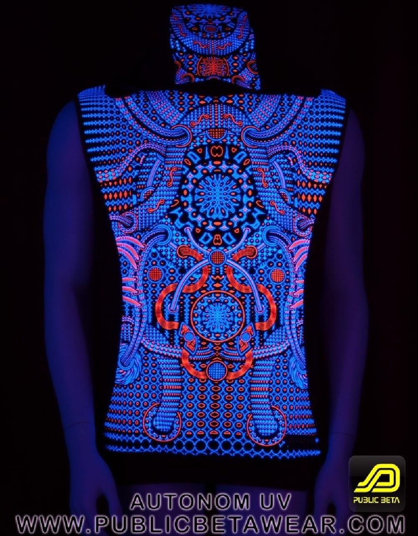 Autonom UV D77 Vest - by Public Beta Wear