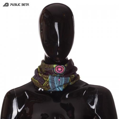 Neuron UV D52 Tube Bandana by Public Beta Wear
