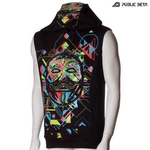 Maskal UV D84 Vest - by Public Beta Wear