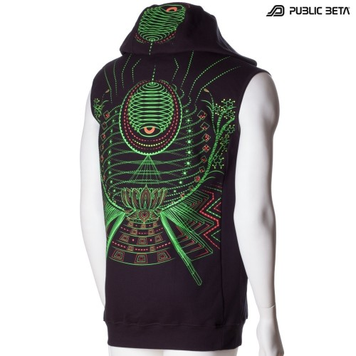 Lotus UV D86 Vest - by Public Beta Wear