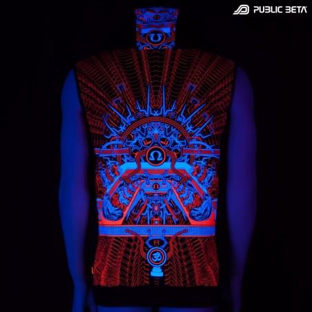 OHMmm UV D88 Vest - by Public Beta Wear