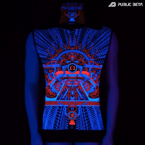 OHMmm UV D88 Vest - by Public Beta Wear