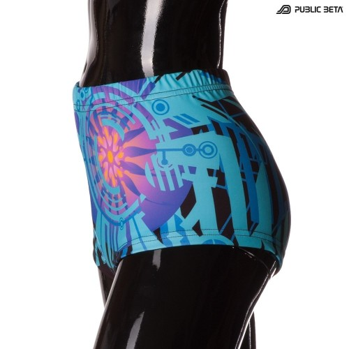 Spacemaker UV D4 Shorts M3 by Public Beta Wear