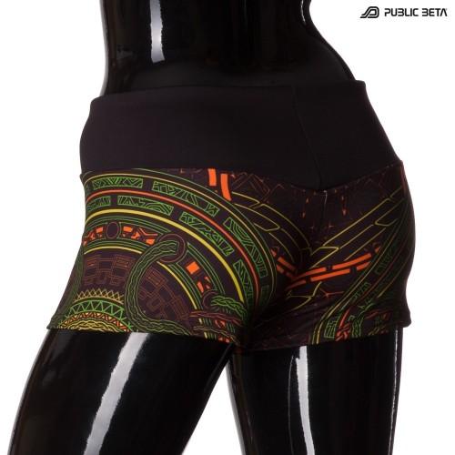 Mastermind UV D54 Shorts M2 by Public Beta Wear