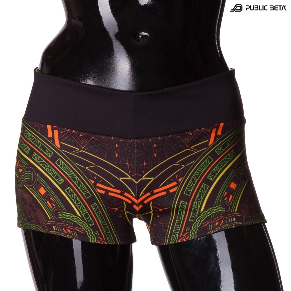 Mastermind UV D54 Shorts M2 by Public Beta Wear