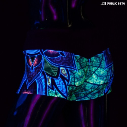 Native UV D81 Shorts M2 by Public Beta Wear