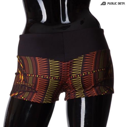 I C ALL UV D85 Shorts M2 by Public Beta Wear