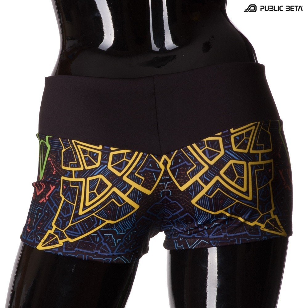 Trinity UV D91 Shorts M2 by Public Beta Wear