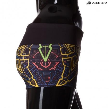 Trininty UV D91 Shorts M2 by Public Beta Wear