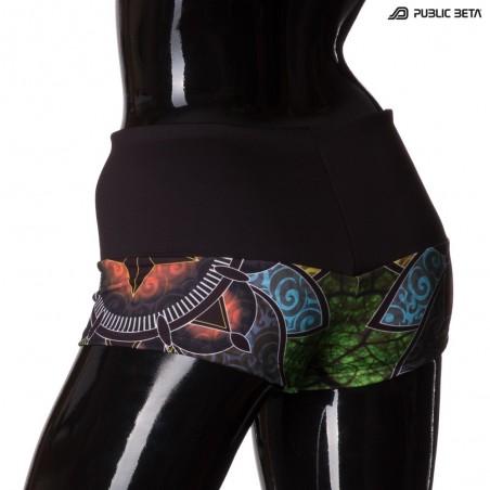 Native UV D81 Shorts M1 by Public Beta Wear
