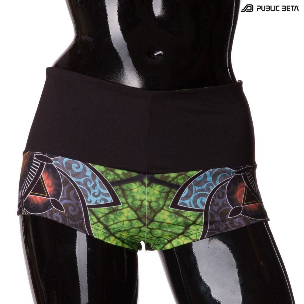 Native UV D81 Shorts M1 by Public Beta Wear