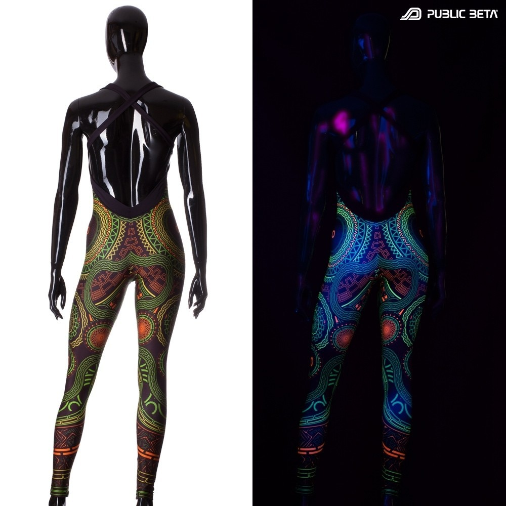 Mastermind UV D54 Jumpsuit by Public Beta Wear
