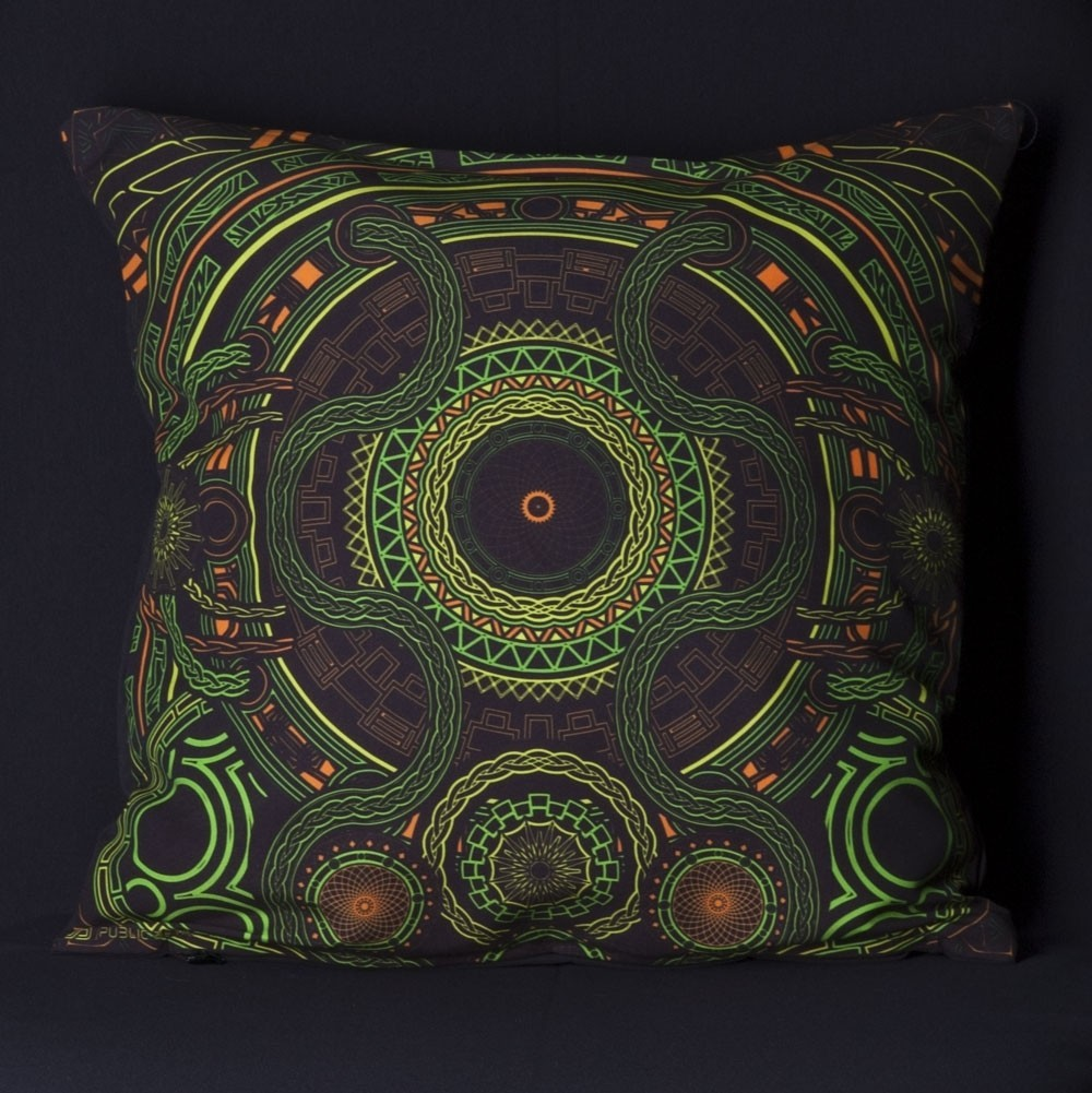 Mastermind UV D54 Pillow Case by Public Beta Wear