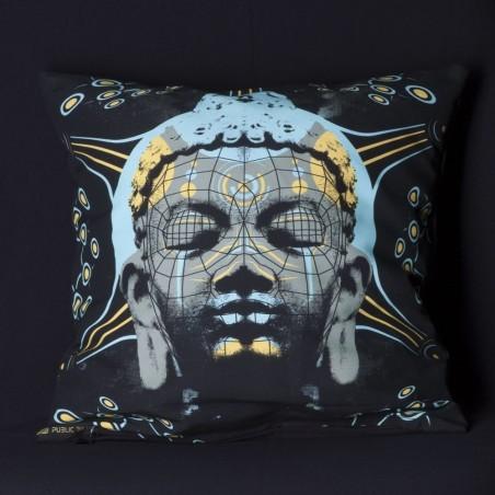 Quantumkarma UV D57 Pillow Case by Public Beta Wear