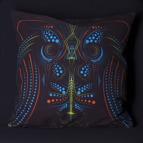 Faun UV D79 Pillow Case by Public Beta Wear