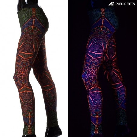 Vortex D98 UV Reactive Leggings