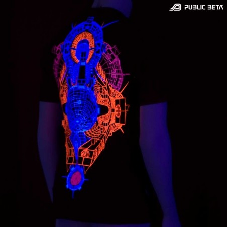 Destination 101 UV Fluorescent T-Shirt