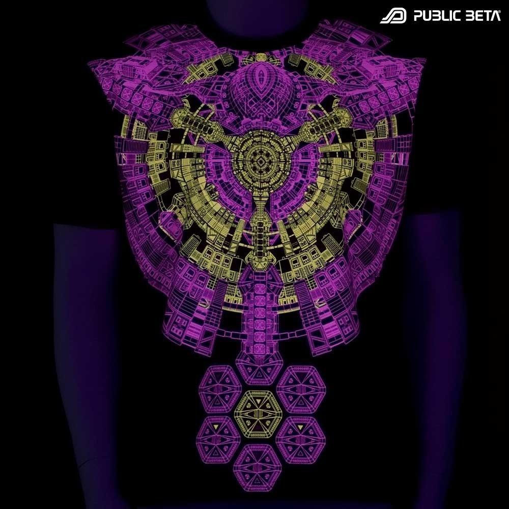 Cydonia UV T-shirt - Radical Self Expression