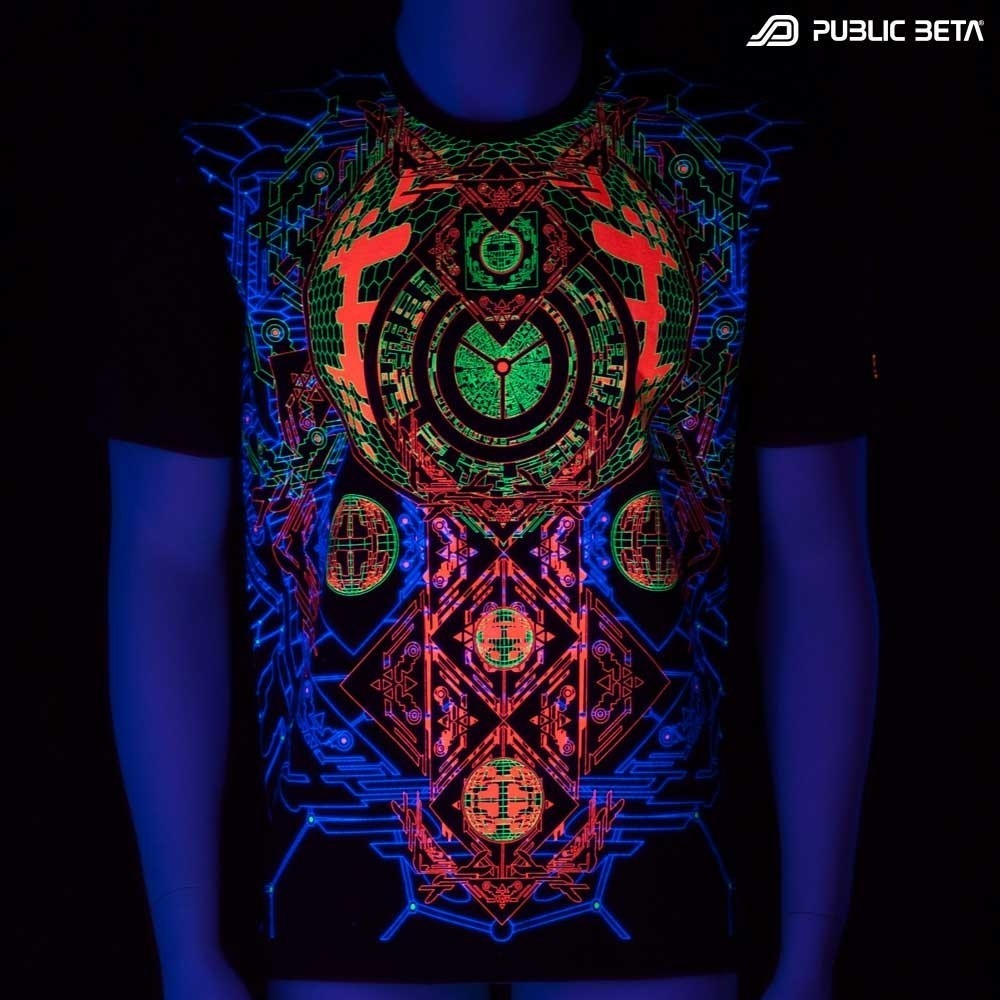 Activator UV Active Party Wear T-Shirt