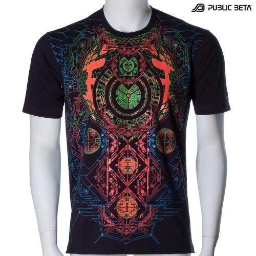 Blacklight T-Shirt /Activator UV D83