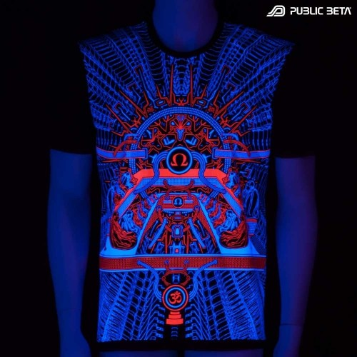 OHMmm UV D88 T-Shirt - by Public Beta Wear