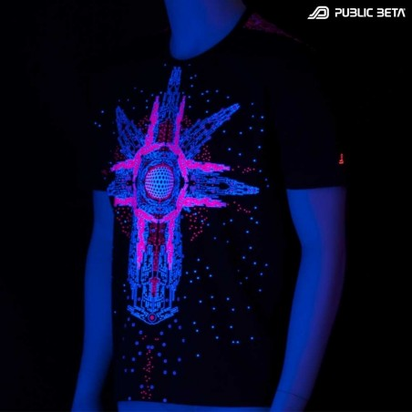Cyberdrome UV Active T-Shirt / Partywear