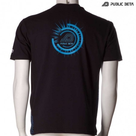 Teleport UV Reactive Printed T-shirt