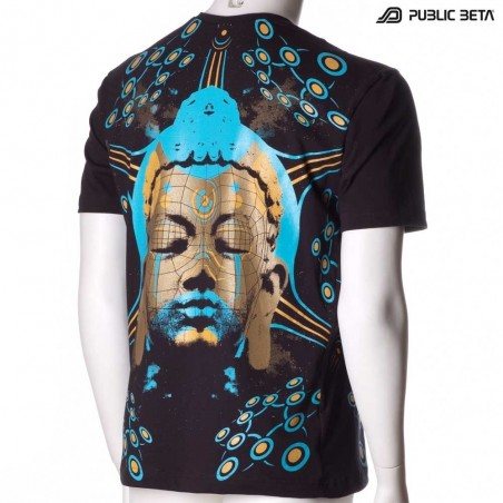 Quantumkarma UV T-Shirt / Visionary Art Design