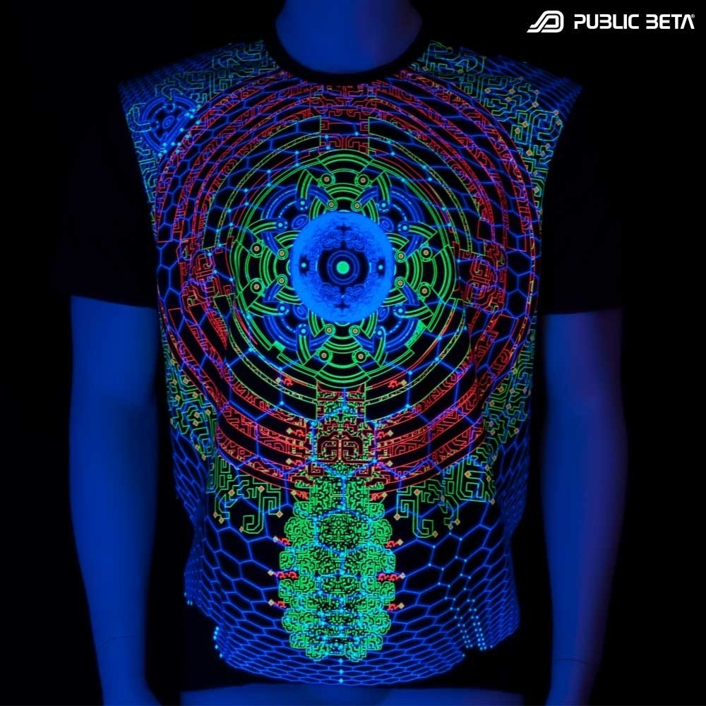 Vibe UV  T-Shirt / Blacklight Fashion
