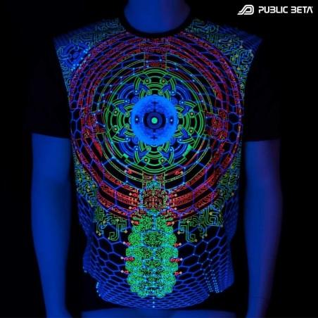 Vibe UV  T-Shirt / Blacklight Fashion