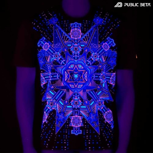 Blacklight Reactive Underground Clothing