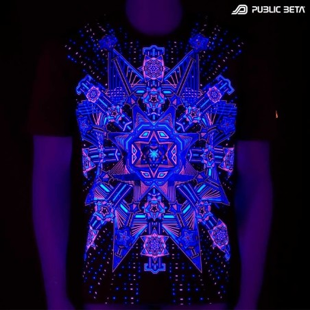 Blacklight Reactive Underground Clothing