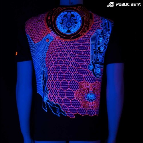 Mental Diver UV D10 T-Shirt by Public Beta Wear