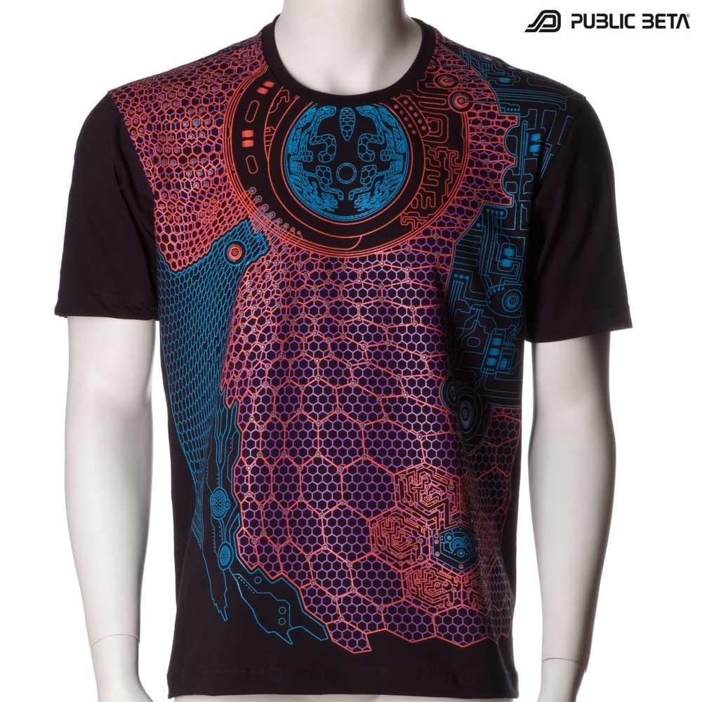 Mental Diver UV D10 T-Shirt by Public Beta Wear