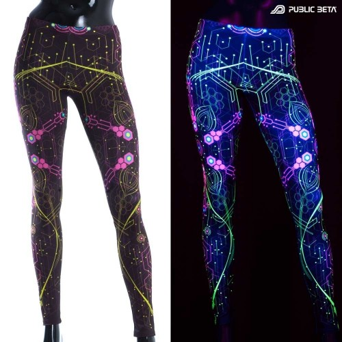 Atomic Generator D2 UV Active Leggings