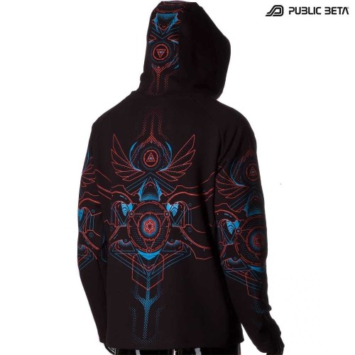 Public Beta 100 UV D100 Hooded Sweater