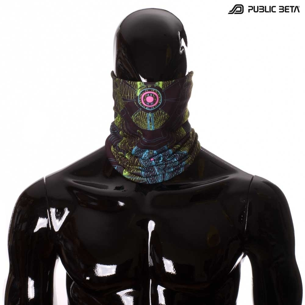 UV Active Tube Bandana  / Neuron UV D52