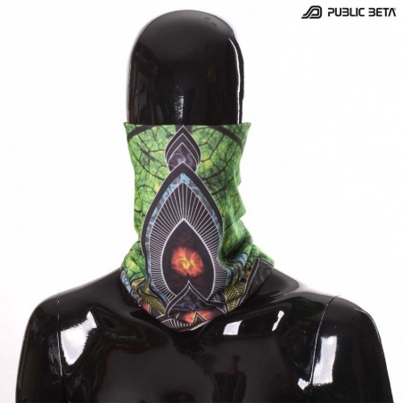 Tube Bandana / UV Active Face Mask /Native UV D81