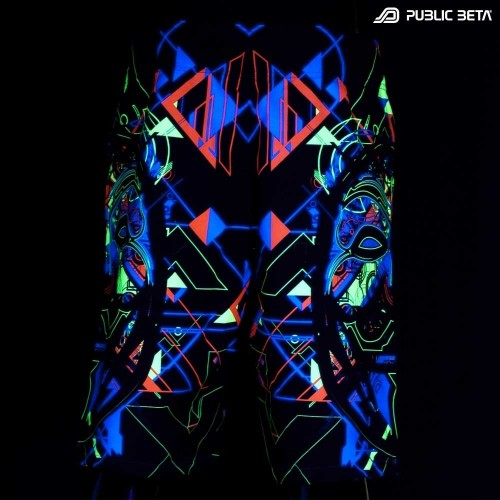 UV Active Boardshorts / D84 Maskal