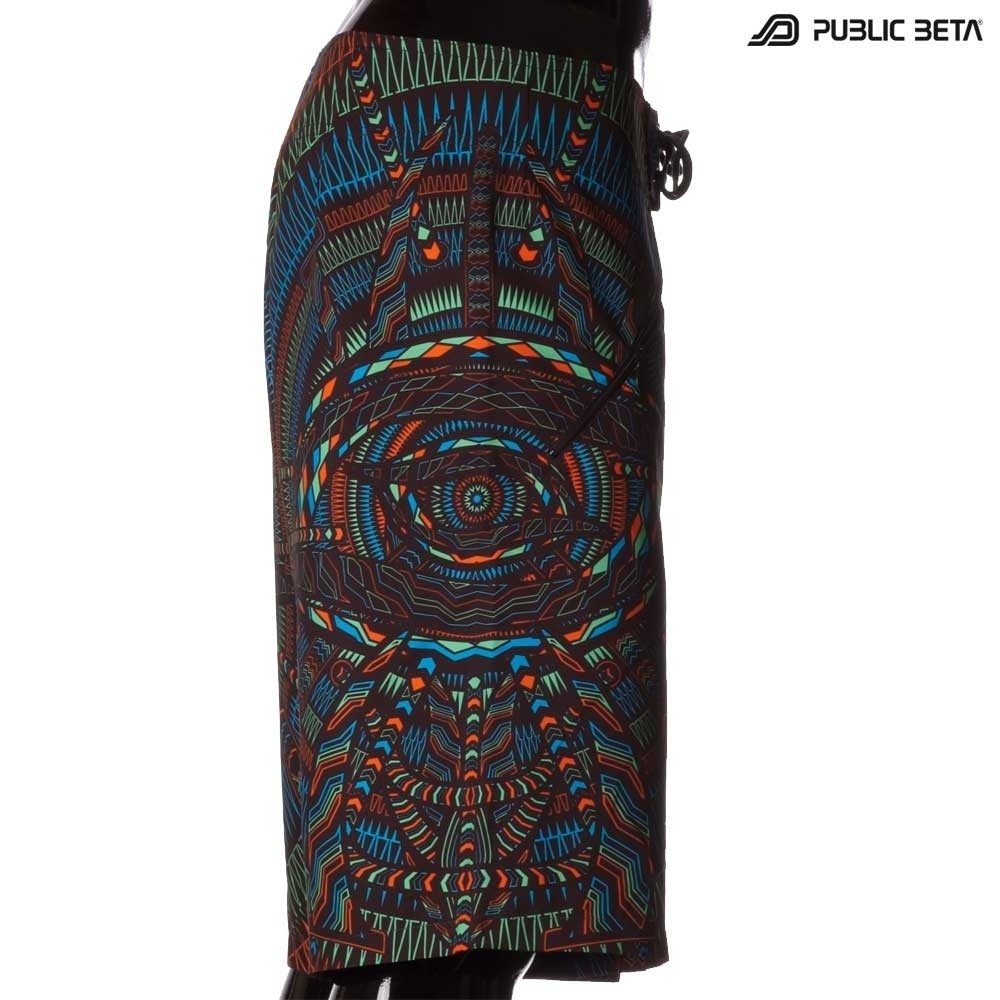 Blacklight Active Boardshorts / D85 I C ALL