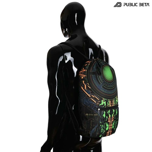 Trancemitter D48 UV Active Backpack