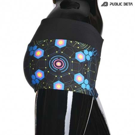Atomic Genarator UV D2 Shorts M2 / Blacklight Art Prints