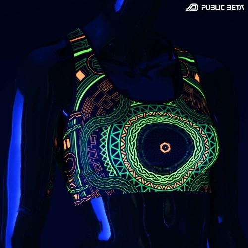 Mastermind UV D54 Active Top by Public Beta Wear