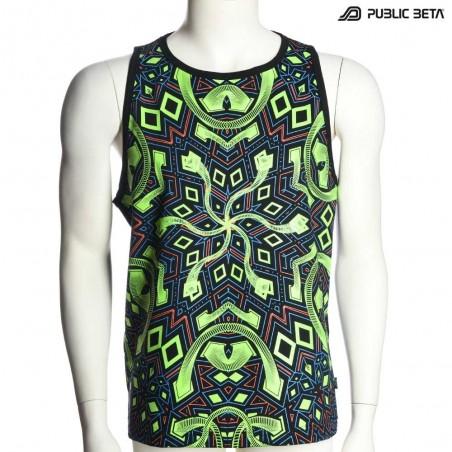 Psywear, Psyfashion, UV Active Sleeveless Shirt
